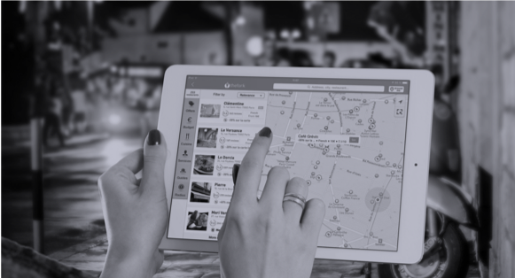Photo tablette tripadvisor